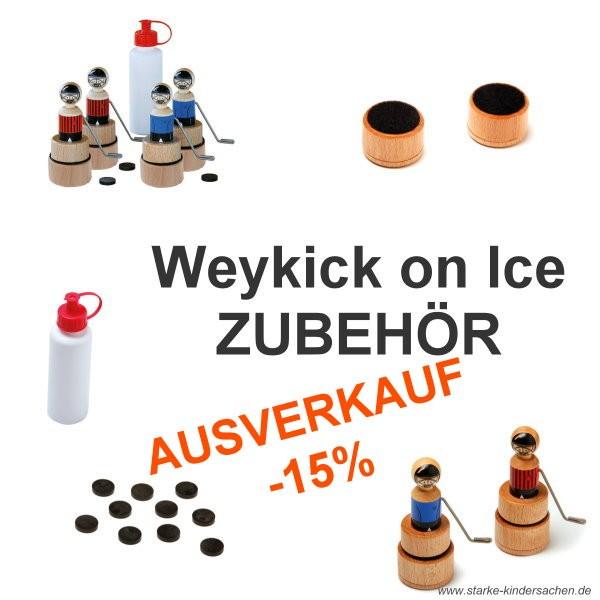 weykick on ice AUSVERKAUF: Zubehör mit 15% Rabatt für weykick