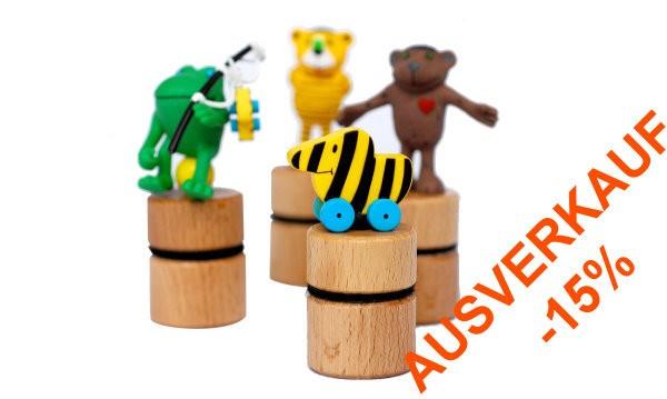 Weykick Spielfiguren Janosch Tigerente Spielfiguren 15% AUSVERKAUF für Weykick-Spielzubehör