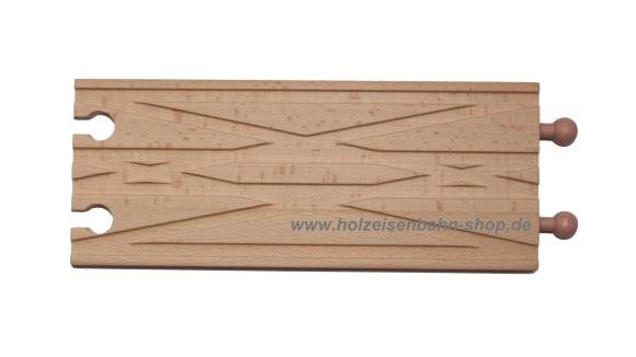 Holzeisenbahn Doppelschiene, Parallelgleis, Doppelgleis passend zu z.B. Brio, Heros, Eichhorn, Thomas u.v.a.